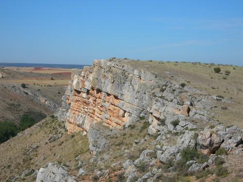 Cañon río Pedro - Ligos - Soria
