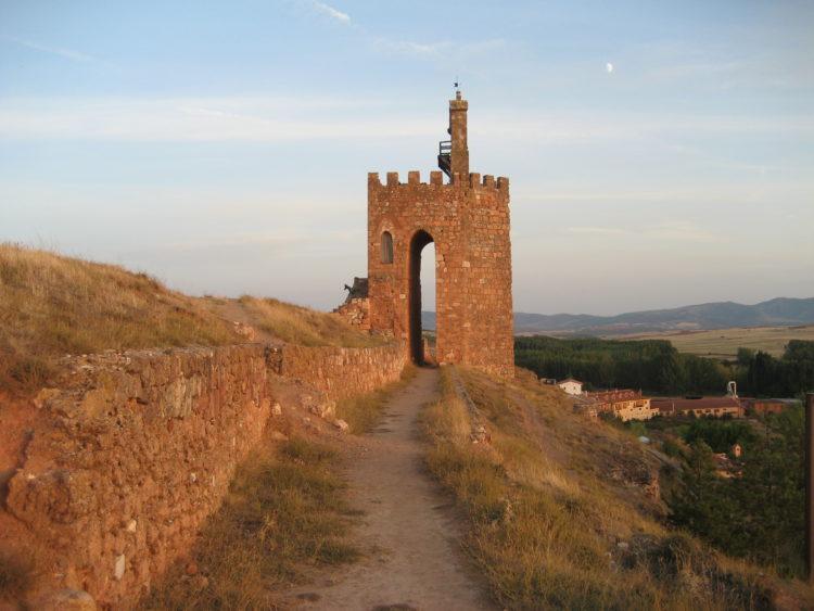 Castillo Ayllon