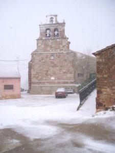 Noviales nevado